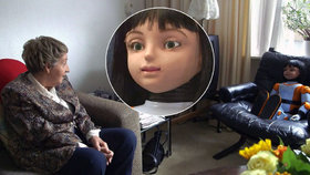 """""""Můj otec je Karel Čapek,"""" pozdravil robot Alice. Pomůže osamělým seniorům"""