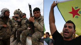 Rozdrolí se Sýrie? Kurdové chtějí vlastní federaci u hranic s Tureckem