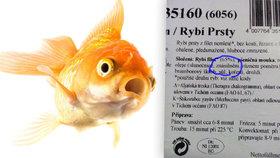 Tajná přísada rybích prstů? Znásilnění! Dovozci se vymstil překladač