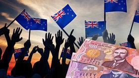 """Do práce nemusíte, ale výplata přijde: Bude Nový Zéland lidi """"rozmazlovat""""?"""
