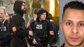 Pařížský terorista Abdeslam byl na dosah policie. Při přestřelce v Bruselu