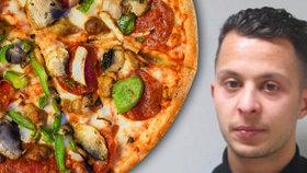 Dopadli ho díky pizze! Muslimského teroristu prozradila chuť na evropskou pochoutku