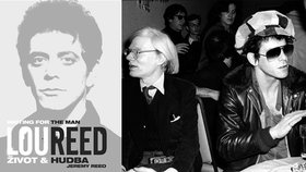 Recenze: Lou Reed, Waiting for the Man – Legendární kniha o legendárním muži