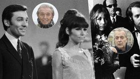 Kubišová přišla o miminko se zesnulým režisérem Němcem (†79): Po potratu mi pomohl Gott!