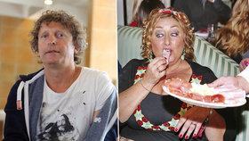 Prachař se pustil do Pawlowské: Neměla by dva roky jíst, nevidí ani pánvičku!