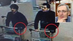 Selhala v Bruselu policie, když atentátníky před útokem pustila? Expert má jasno