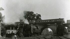 Nejstarší železniční most v Praze má »narozeniny«: Muzeum ke 170. výročí Negrelliho viaduktu připravilo výstavu