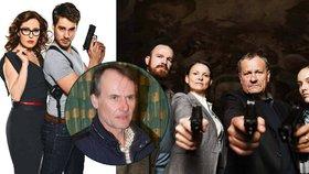 Roden ostře zkritizoval krimiseriály: Tohle se kolegům hercům líbit nebude!