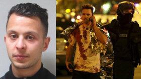 Teroristu z Paříže má před soud vozit i vrtulník. Abdeslamovi hrozí 40 let