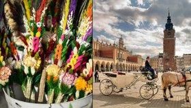 Kam na výlet o Velikonocích? Vyražte na trhy do Krakova!