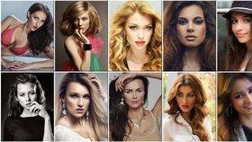 Zvolte svou SUPERMISS Media! Hlasovat pro některou z krásek můžete zde