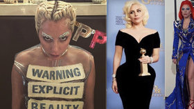 Lady Gaga slaví kulatiny! Ve svých 30 letech už ukázala úplně vše