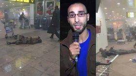 Teroristu z letiště udala sestra. Varoval před ním i starosta Bruselu