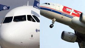 ČSA konečně vylepší flotilu letadel, nasadí sedm strojů A320 neo. Za 19 miliard?
