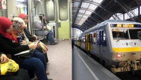 Bojí se Německo dalších sex-útoků? Vlaky budou mít vagony jen pro ženy