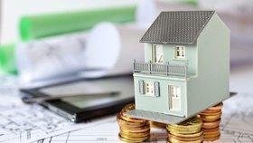 Hypotéky v Česku mají nové dno. Průměrná sazba klesla na 1,77 procenta