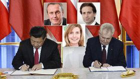 Velká čínská návštěva: Co udělá s Českou republikou? Zeptali jsme se odborníků