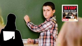 Učitelé kvůli inkluzi volají po informacích: Nejsme zrůdy, které brání ve vzdělání