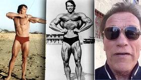 I Terminátor musel někde začínat: Tuhle zeď postavil Arnold Schwarzenegger!