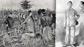 Anežku Hrůzovou našli podřezanou v lese: 120 let starou vraždu v Polné znovu otevřeli!