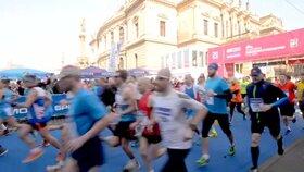 Řidiči, pozor, půlmaraton uzavře centrum Brna: Na trať se vydá bezmála dva tisíce běžců!