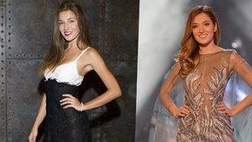 První rozhovor s Českou Miss 2016 Andreou Bezděkovou: Za výhru vděčím sršení!