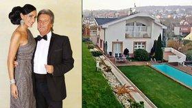 Porotkyni X Factoru Sisu Sklovskou vykradli, když s manželem spali: 1,3 milionu a dar od prezidenta jsou v háji!