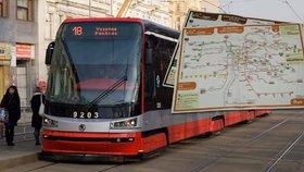 Revoluce v pražské MHD: Zůstanou jen linky 8, 9 a 10. Kam pojede vaše tramvaj?