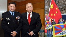 Policejní zvůle? Chovanec dal ultimátum kvůli zásahu policistů při protestu FAMU