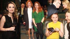 Ceny Magnesia Litera: Havlová s ministrem, Geislerová s hlavou v mobilu a Písařovicová s vínem