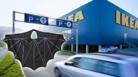 Nebezpečný netopýří plášť z IKEA: Může přiškrtit vaše dítě, vraťte ho