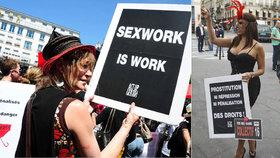 """Za sex s prostitutkou pokuta až 100 tisíc. Francie bude nově trestat """"kunčafty"""""""
