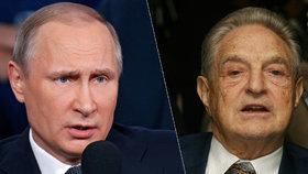 """Za kauzou z daňového ráje je miliardář Soros. """"Útok na Putina,"""" tvrdí WikiLeaks"""