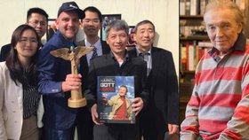Prasklo po Andělech: Gotta vystřihli z přenosu! Kvůli Číňanům a Zemanovi