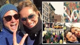 Nekonečné prázdniny Táni Kuchařové: S láskou v New Yorku!
