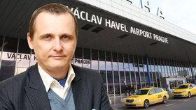 Bývalá Bártova firma bude hlídat pražské letiště. Za 42 milionů