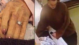 Hyena okradla nebožku přímo na pohřbu: Z prstu jí servala snubní prsten