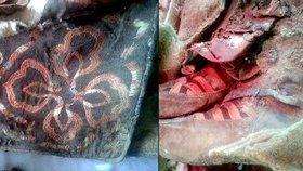 Archeologové našli prastarou mumii: Je jí 1500 let, ale nosila tenisky