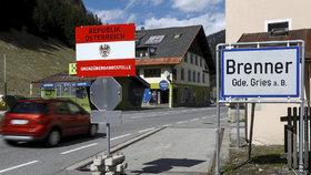 Rakousko krátce obnoví hraniční kontroly. Dotknou se i Brennerského průsmyku
