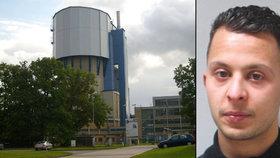 Plánoval Abdeslam ničivý útok v Německu? Zajímal se o tamní jaderné centrum