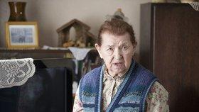 Zemřela babička z filmu Kobry a užovky Věra Kubánková. Bylo jí 91 let