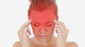 """Bolest, která vás """"vyřadí"""" ze života. Migrénu spustí i hluk či malba s pruhy"""