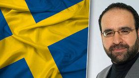 Muslimského ministra Švédové donutili k rezignaci: Přátelil se s teroristy