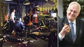 """Zeman by zbrojil občany? """"Kdyby měli lidé pistole, Paříž mohla dopadnout jinak"""""""