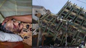 525 mrtvých a 4600 zraněných. Zemětřesení v Ekvádoru je stále tragičtější