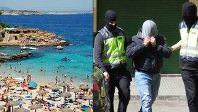 Na Mallorce zatkli islamistu! Plánují se útoky v evropských rezortech?