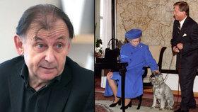 Žantovský o setkání s královnou: Alžběta II. je bezprostřední, Havel sejí vryl