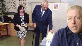 """Zeman se s termínem voleb """"sekl""""? Datum je protizákonné, tvrdí Chovanec"""