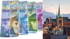 """""""61 tisíc korun nechceme."""" Švýcaři odmítli """"bezpracný"""" příjem pro všechny"""