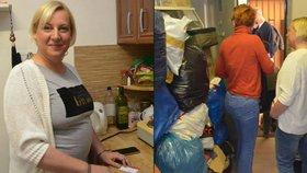 Pomáhá uprchlíkům, takže je špatná matka? K Evě vtrhla kvůli běžencům sociálka